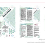 Immagine coordinata (poster, brochure, segnalibro) per Conferenza sull'educazione promosso dall'Università Bicocca di Milano