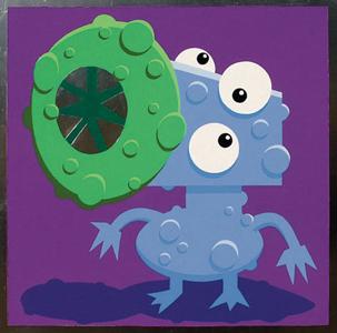 MicroMostri: virus, microbi, batteri e altri ospiti fastidiosi