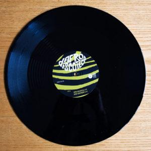 Label di AfroDiscoteca / album inedito di Alessandro Alessandroni per Four Flies Record