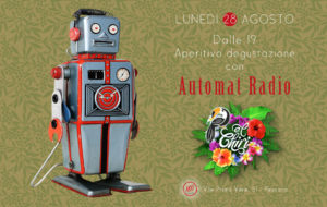 Immagine per Evento FaceBook: Dj set di Automat Radio